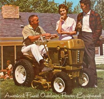 Photo of Bolens 600 Tractor