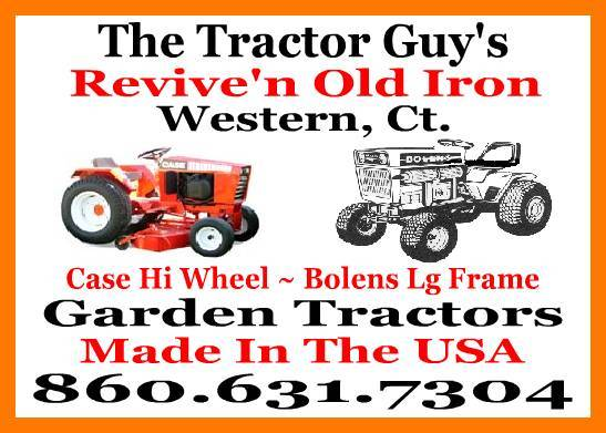 Photo of Bolens Case Tractors Logo