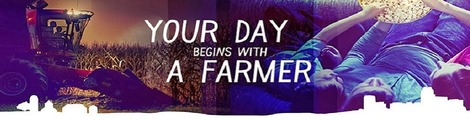 Photo of Your Day Begins Banner