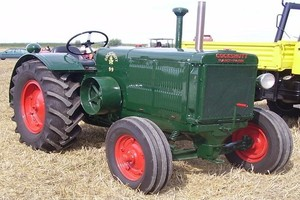 Photo of 1938 Cockshutt Hart-Parr 99 Farm Tractor