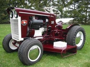Photo of  1965 Colt Super 10 Tractor