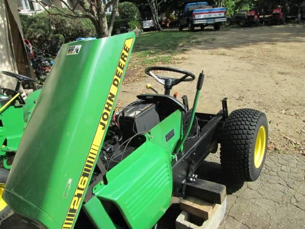 6) John Deere 216 Tractor