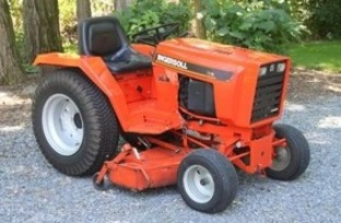 1986 Ingersoll 448 Garden Tractor