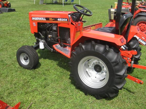 44) 2006 Ingersoll 4525K 25hp Duel Hydraulics