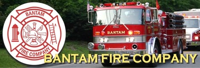 Photo of  Bantam Fire Dept Logo
