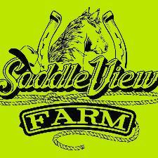 Photo of Saddle View Farm Logo