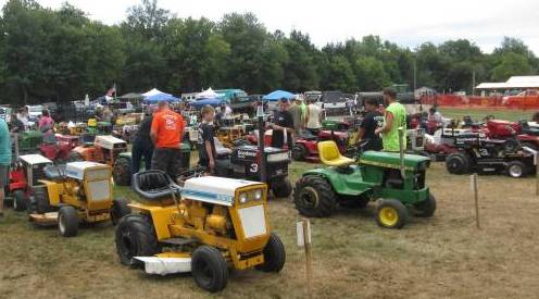 Photo of  Oliver 77 Tractor High Pull