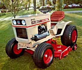 Photo of Bolens 1886 Garden Tractor