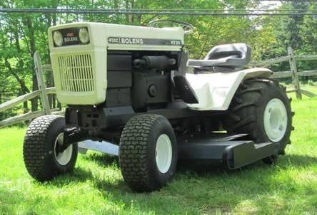 Photo of Bolens HT20 Garden Tractors