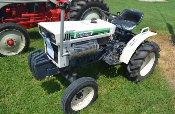Bolens Tractor 4x4 : Ttg iseki compact tractor manuals free the guys