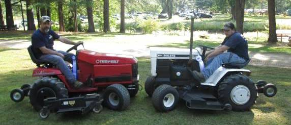 Photo of  Bolens HT 20 & GTX 20 Tractors