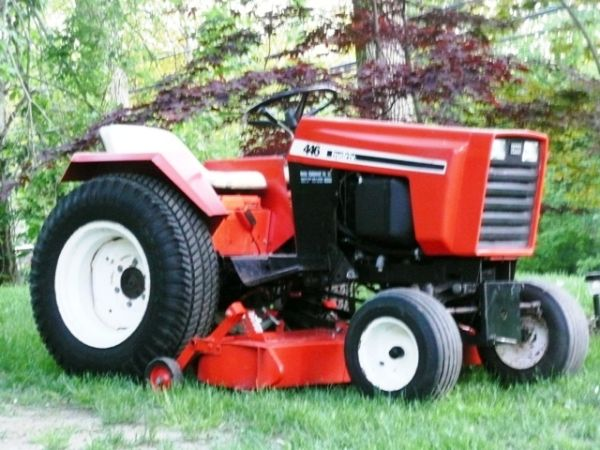 ttg case colt ingersoll garden tractors manuals ttg photo of case 446 tractor