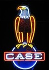 Photo of Case Tractor Eagle Old Abe