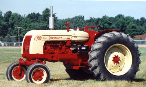 Photo of Cockshutt 50 Farm Tractor