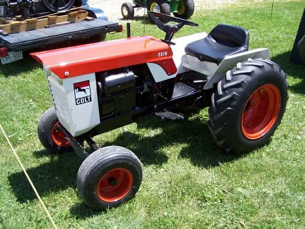 Case Lawn Mowers : Case colt ingersoll lawn and garden tractors home autos