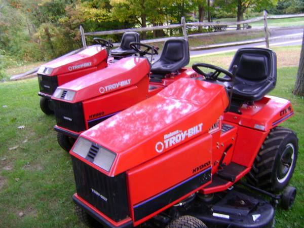 Photo of Bolens Troy-Bilt GTX Tractor