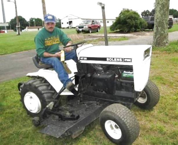 Photo of  HT 20 Tractor