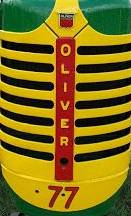 Photo of  Oliver 77 Tractor Grill