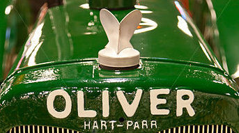 Photo of  Oliver Hart-Parr Tractor Hood