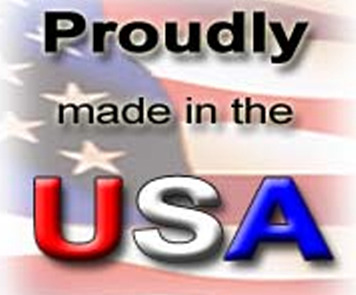 Proudly Made In USA Banner
