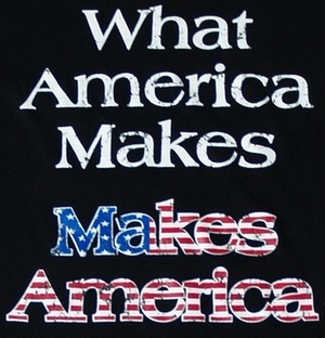 Photo of What America Makes Banner