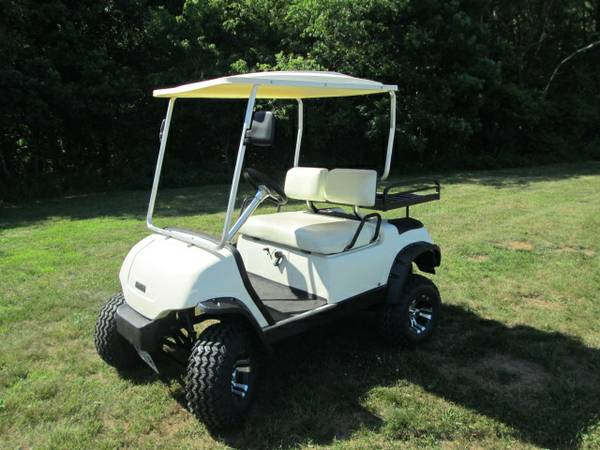 2002 Yamaha G16 Golf Cart Bethany-1
