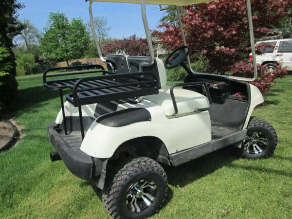 2002 Yamaha G16 Golf Cart GC-13