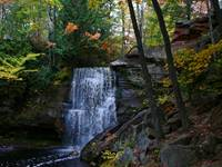 Keweenaw Area Waterfalls include: Eagle River Falls, Hungarian River Falls, Falls River Falls, Jacob's Falls