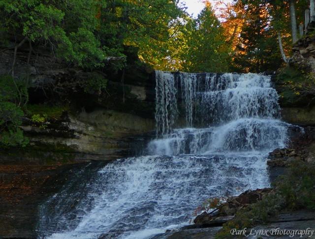 michigan upper peninsula waterfalls - photo #14